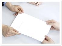 契約書のチェックポイントのイメージ