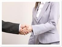 契約書を弁護士に依頼するメリットのイメージ