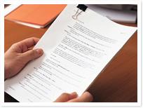 契約トラブルの対処方法のイメージ